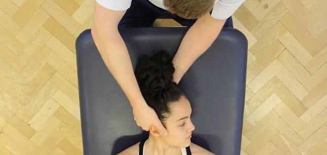 تراکشن برای درمان دیسک گردن