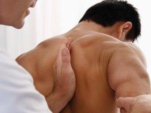 درمانهای مؤثر برای در رفتگی شانه