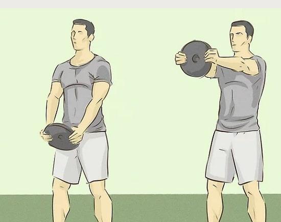 حرکت-بالا-بردن-وزنه-از-سمت-جلو-را-تمرین-کنید