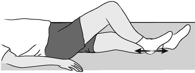 تمرینات پا برای آسیب رباط صلیبی