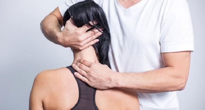 درمانهای فیزیکی برای درمان دیسک گردن