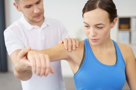 درمان درد شانه چپ