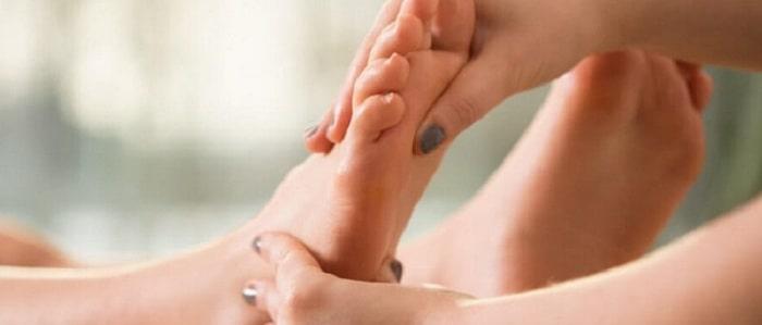 فیزیوتراپی برای رفع علت درد ساق و مچ پا
