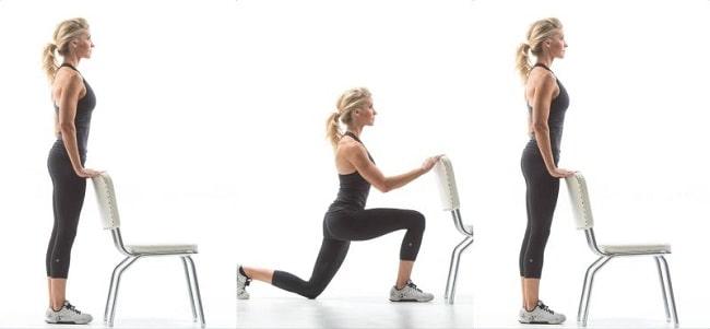ورزش برای درمان درد مچ و ساق پا