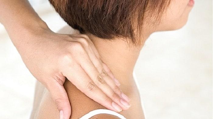 ماساژ برای درمان آرتروز گردن