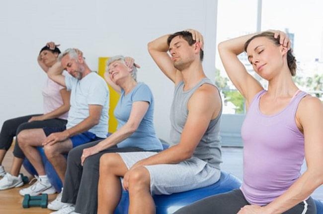 ورزش و تمرینات تقویت عضلات گردن