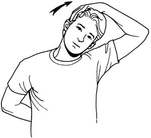 دیسک گردن-کشش سردرحالت نشسته