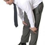 زانو درد هنگام ایستادن