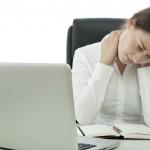 گرفتگی عضلات گردن ؛علت و درمان با ورزش