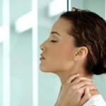 آرتروز گردن ؛ علل ، علائم و درمان