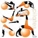 درمان زانوی پرانتزی با تمرینات پیلاتس