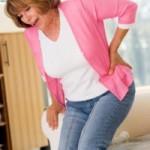 کاهش درد دیسک کمر