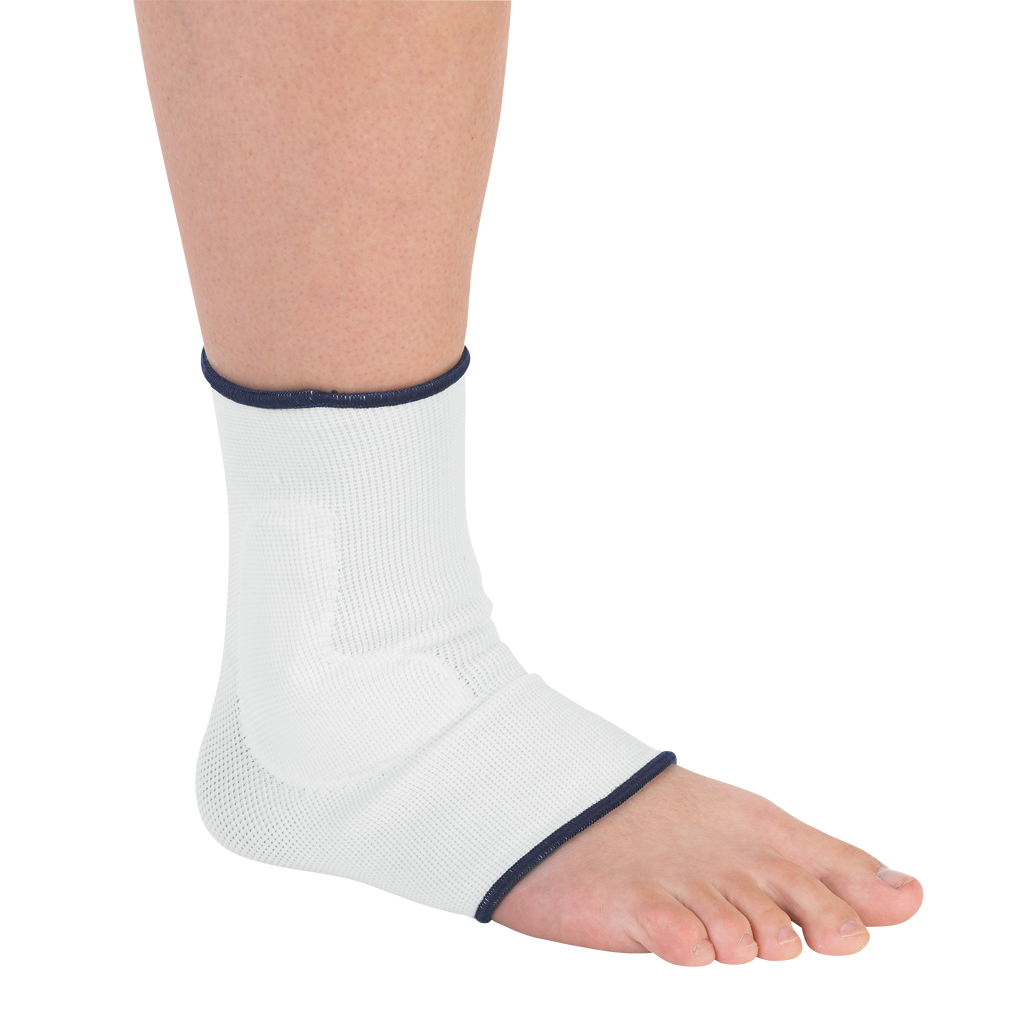 Silicone-Elastic-Ankle-Support