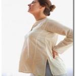 بهبود کمردرد در بارداری