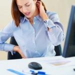 عوامل ایجاد کننده گردن درد