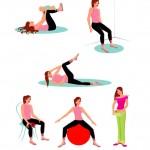 حرکات ورزشی مناسب آرتروز کمر